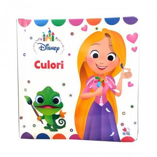 Carte copii Culori - Disney - Carti pentru copii -