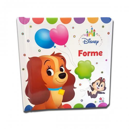 Carte copii Forme - Disney - Carti pentru copii -