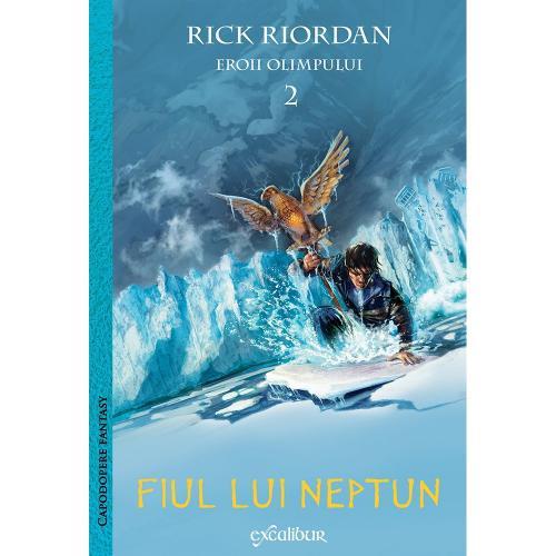 Carte Editura Arthur - Eroii olimpului 2 Fiul lui Neptun - Rick Riordan - Carti pentru copii -