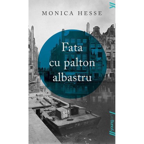 Carte Editura Arthur - Fata cu palton albastru - Monica Hesse - Carti pentru copii -