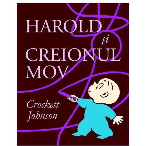 Carte Editura Arthur - Harold si creionul mov - Crockett Johnson - Carti pentru copii -