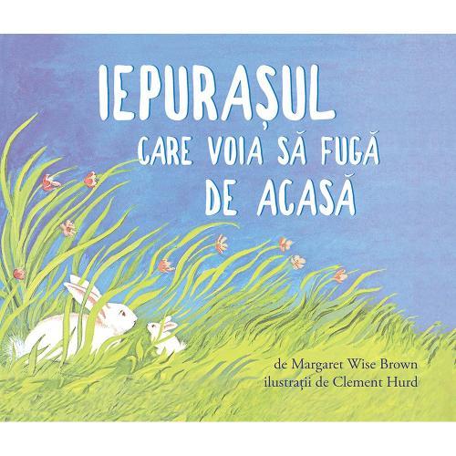 Carte Editura Arthur - Iepurasul care voia sa fuga de acasa - Margaret Wise Brown - Carti pentru copii -