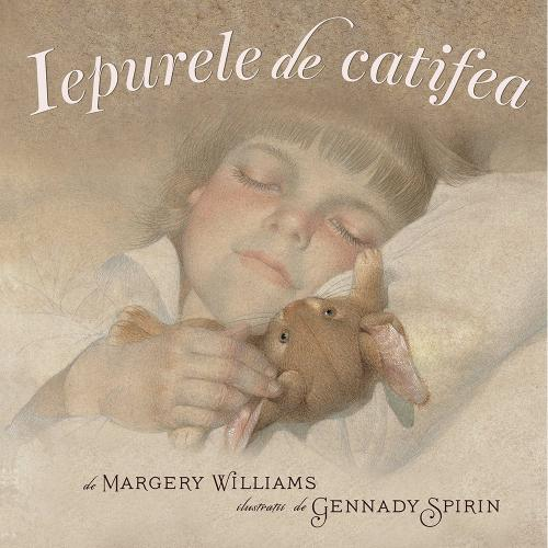 Carte Editura Arthur - Iepurele de catifea - necartonat - Margery Williams - Carti pentru copii -