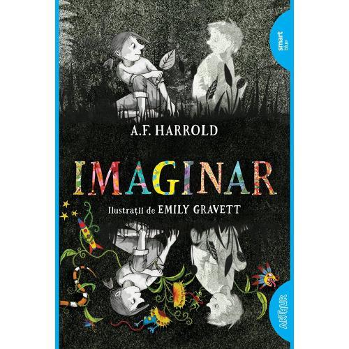 Carte Editura Arthur - Imaginar - AF Harrold - Carti pentru copii -
