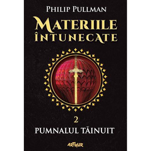 Carte Editura Arthur - Materiile intunecate 2: Pumnalul tainuit - Philip Pullman - Carti pentru copii -