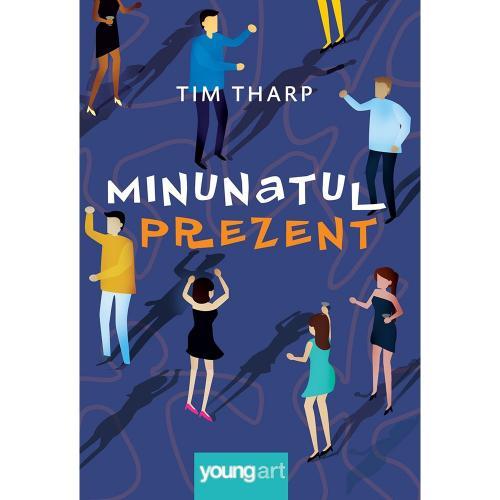Carte Editura Arthur - Minunatul prezent - Tim Tharp - Carti pentru copii -