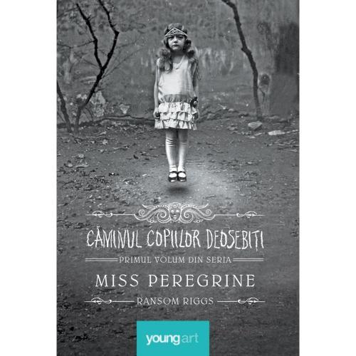 Carte Editura Arthur - Miss Peregrine 1 Caminul copiilor deosebiti - Ransom Riggs - Carti pentru copii -