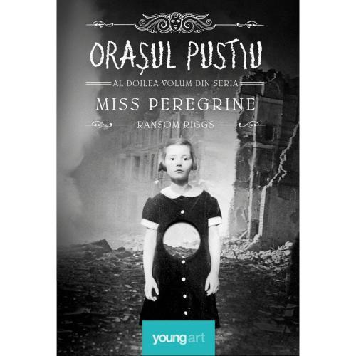 Carte Editura Arthur - Miss Peregrine 2 Orasul pustiu - Ransom Riggs - Carti pentru copii -