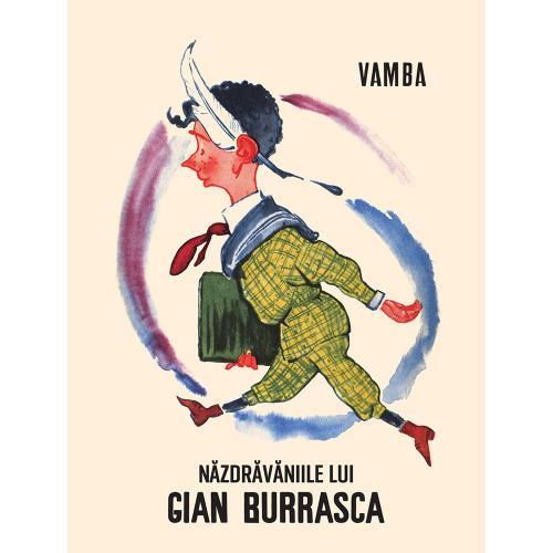 Carte Editura Arthur - Nazdravaniile lui Gian Burrasca - Vamba - Carti pentru copii -