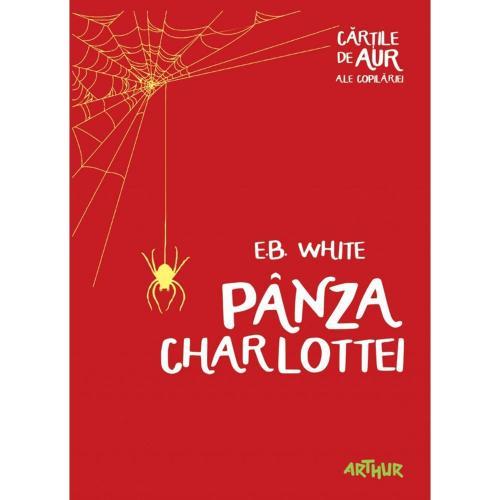 Carte Editura Arthur - Panza Charlottei - E B White - Carti pentru copii -