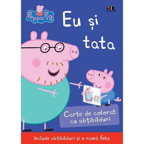Carte Editura Arthur - Peppa Pig: Eu si tata - Nelville Astley si Mark Baker - Carti pentru copii -