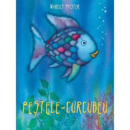 Carte Editura Arthur - Pestele-Curcubeu - Marcus Pfister - Carti pentru copii -