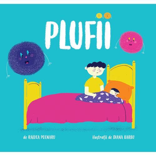 Carte Editura Arthur - Plufii - Raluca Poenaru - Carti pentru copii -