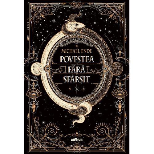 Carte Editura Arthur - Povestea fara sfarsit - Michael Ende - editie noua - Carti pentru copii -