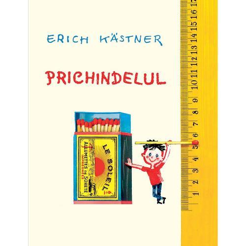 Carte Editura Arthur - Prichindelul - Erich Kastner - Carti pentru copii -