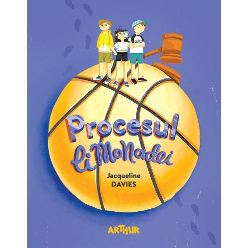 Carte Editura Arthur - Procesul Limonadei - Jacqueline Davies - editie noua - Carti pentru copii -