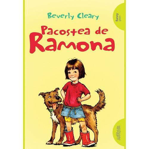 Carte Editura Arthur - Ramona 2 Pacostea de Ramona - Beverly Cleary - Carti pentru copii -