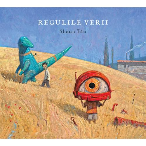 Carte Editura Arthur - Regulile verii - Shaun Tan - Carti pentru copii -
