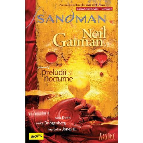 Carte Editura Arthur - Sandman 1 Preludii si nocturne - Neil Gaiman - Carti pentru copii -