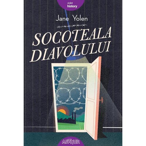 Carte Editura Arthur - Socoteala diavolului - Jane Yolen - Carti pentru copii -