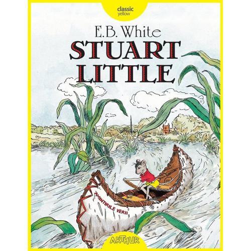 Carte Editura Arthur - Stuart Little - EB White - Carti pentru copii -