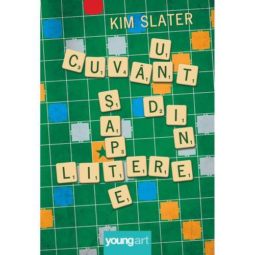 Carte Editura Arthur - Un cuvant din sapte litere - Kim Slater - Carti pentru copii -