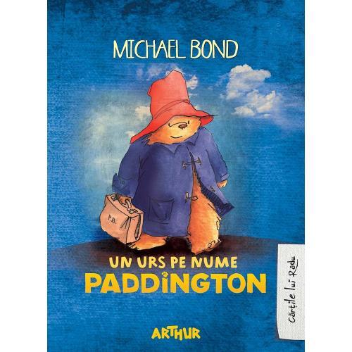 Carte Editura Arthur - Un urs pe nume Paddington - Michael Bond - Carti pentru copii -