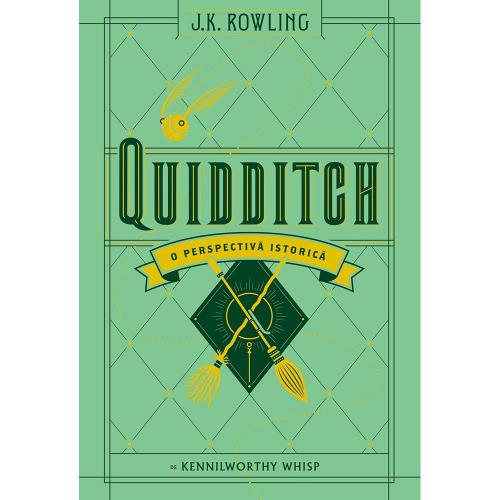 Carte Editura Arthur – Universul Harry Potter: Quidditch – o perspectiva istorica – JK Rowling – Kennilworthy Whisp