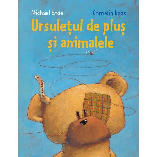 Carte Editura Arthur - Ursuletul de plus si animalele - Michael Ende - Carti pentru copii -