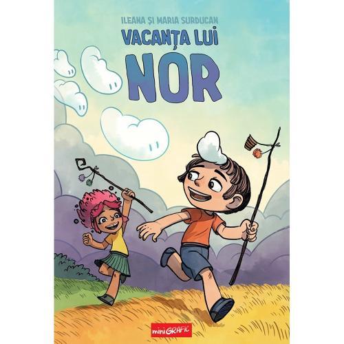 Carte Editura Arthur - Vacanta lui Nor - Ileana Surducan - Maria Surducan - Carti pentru copii -