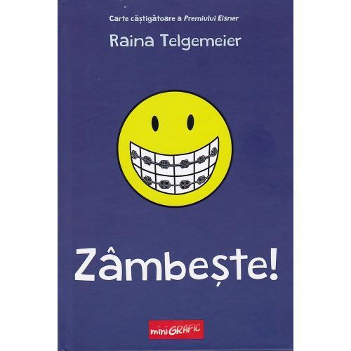 Carte Editura Arthur - Zambeste! - Raina Telgemeier - Carti pentru copii -