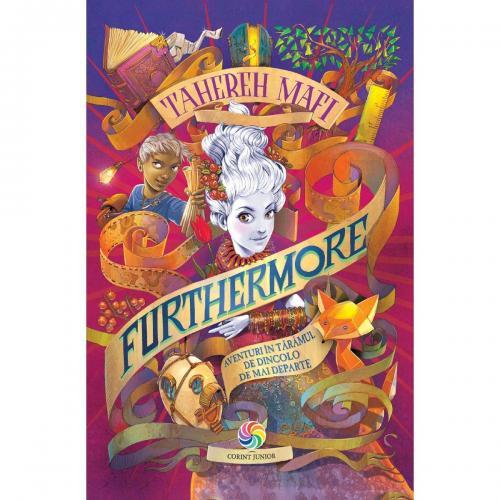 Carte Editura Corint - Furthermore - Tahereh Mafi - Carti pentru copii -