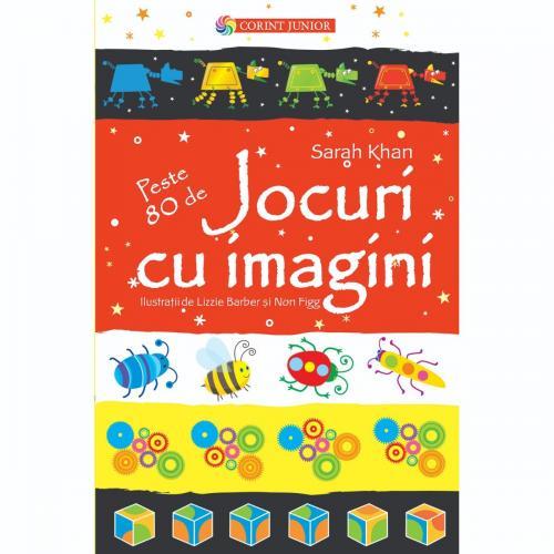 Carte Editura Corint - Jocuri cu imagini - Sarah Khan - Carti pentru copii -