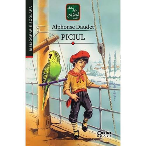 Carte Editura Corint - Piciul - Alphonse Daudet - Carti pentru copii -