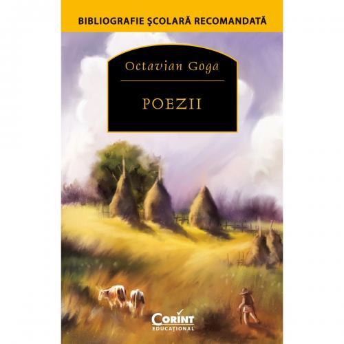 Carte Editura Corint - Poezii - Octavian Goga - Carti pentru copii -