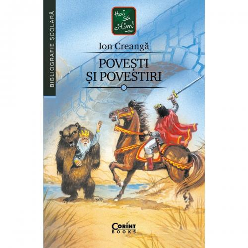 Carte Editura Corint - Povesti si povestiri - Ion Creanga - Carti pentru copii -