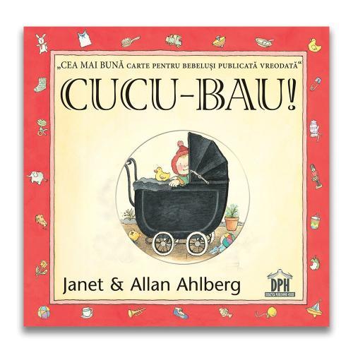 Carte Editura DPH - Cucu-bau! - Carti pentru copii -