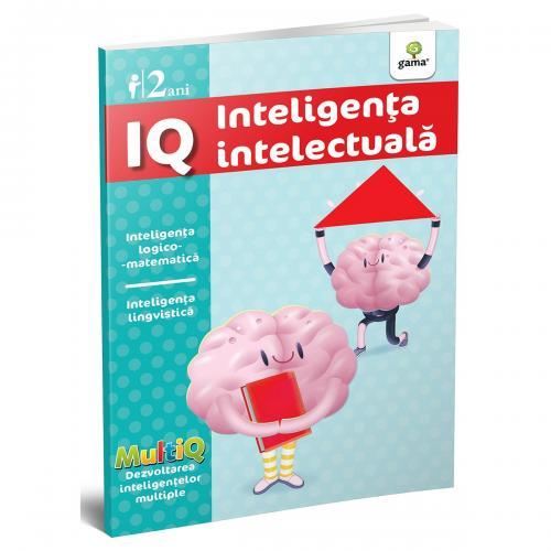 Carte Editura Gama - IQ 2 ani - MultiQ - Carti pentru copii -