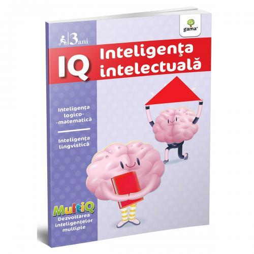 Carte Editura Gama - IQ 3 ani - MultiQ - Carti pentru copii -