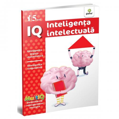 Carte Editura Gama - IQ 5 ani - MultiQ - Carti pentru copii -
