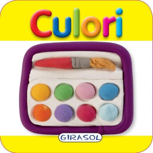 Carte editura Girasol - Culori - Carti pentru copii -
