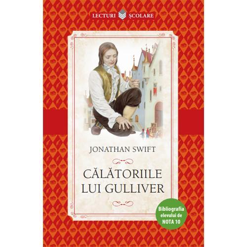 Carte Editura Litera - Calatoriile lui Gulliver - Carti pentru copii -