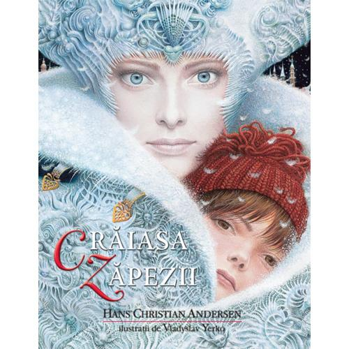 Carte Editura Litera - Craiasa Zapezii - Hans Christian Andersen - Carti pentru copii -