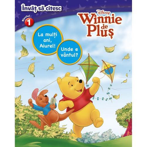 Carte Editura Litera - Disney Invat sa citesc Winnie de Plus - nivelul 1 - Carti pentru copii -