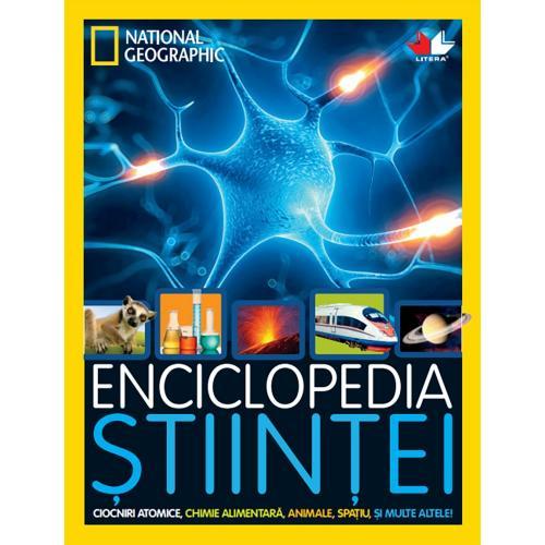 Carte Editura Litera - Enciclopedia stiintei - Carti pentru copii -