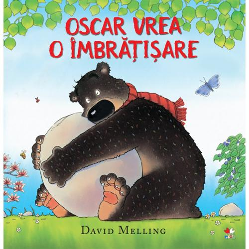Carte Editura Litera - Oscar vrea o imbratisare - David Melling - Carti pentru copii -