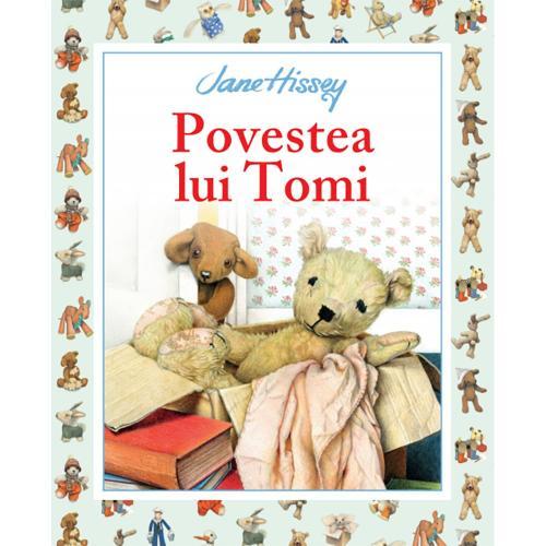 Carte Editura Litera - Povestea lui Tomi - Jane Hissey - Carti pentru copii -