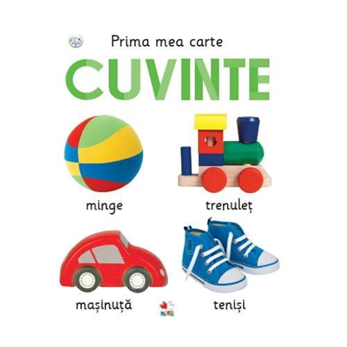 Carte Editura Litera - Prima mea carte Cuvinte - Carti pentru copii -