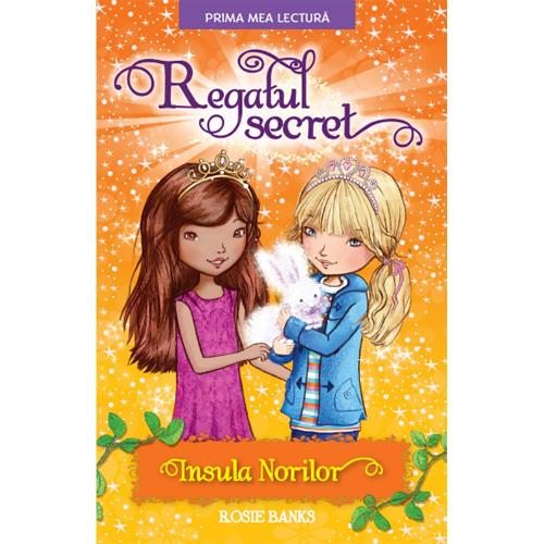 Carte Editura Litera - Regatul secret Insula norilor - Rosie Banks - Carti pentru copii -