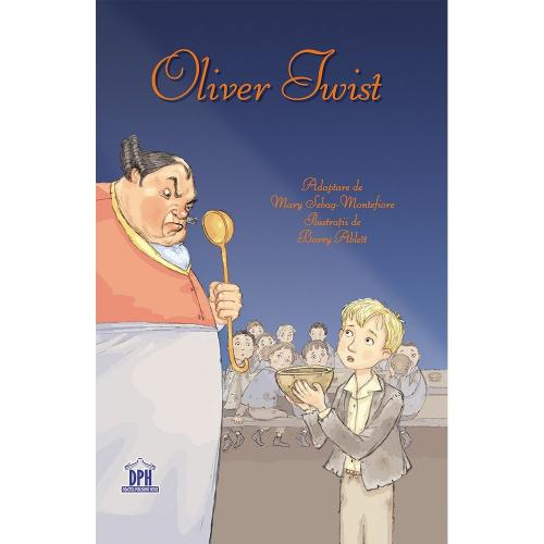 Carte Oliver Twist - Editura DPH - Carti pentru copii -